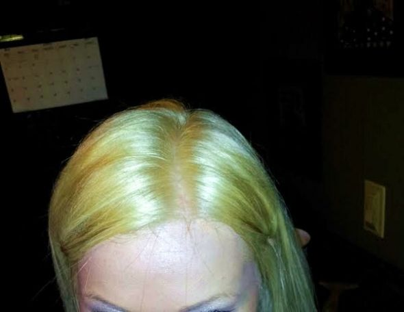 For All Blondes Trying To Remove Yellow