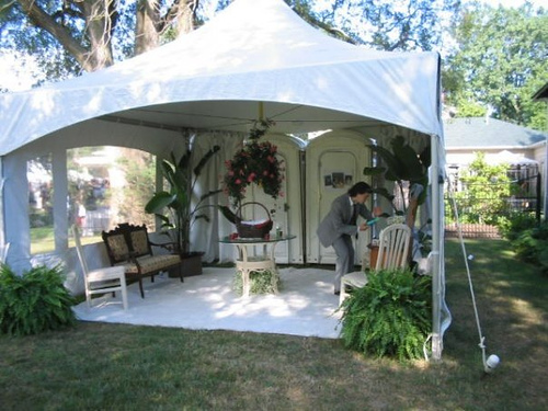 DIY Outdoor Wedding… What About Bathrooms??