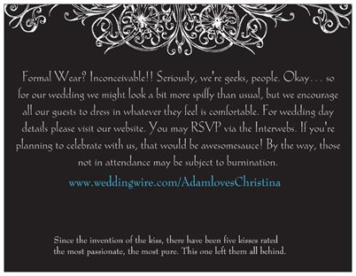 Formal Wedding Invitation Wording Templates Besttemplate123 Marriage Mail Format