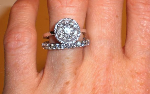 Advice On Vera Wang Engagement And Wedding Rings