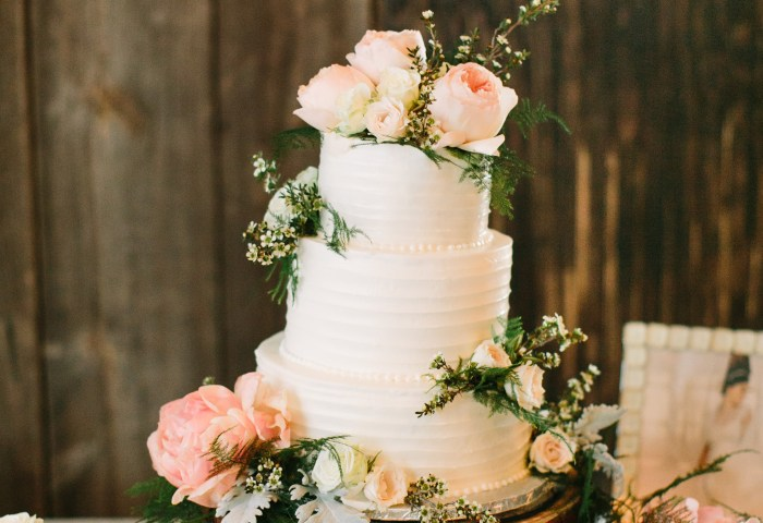 Any Bride Serving Or Served Sheet Cake What Did You Do For The