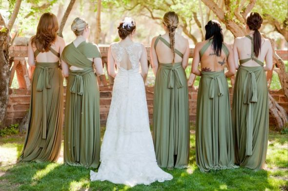 Sage Green, Fall Weddings