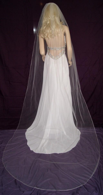 Veil WIDTH Question Weddingbee