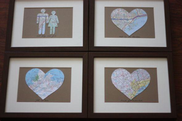 First Year Wedding Anniversary Gift Ideas?
