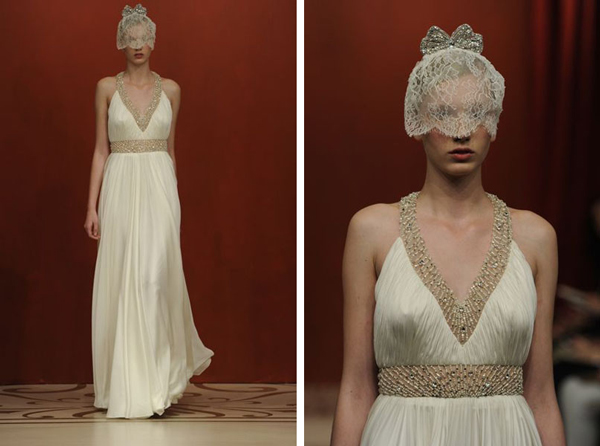 Bridal Market 2010 - Reem Acra :  wedding bridal market 2010 Ra2  ra2
