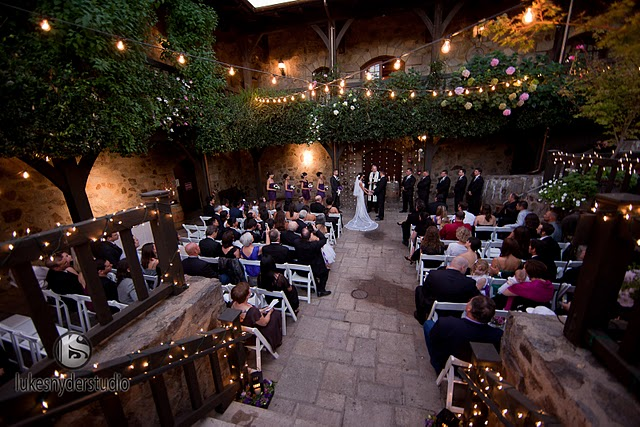 A Napa Fairytale: Ceremony, Part 1 of 2 :  wedding napa pro pics recap. pictures Brianne06 Brianne06