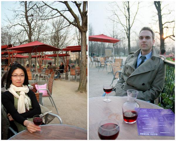 Parisian Honeymoon: His and Hers Style :  wedding honeymoon san diego 142 14
