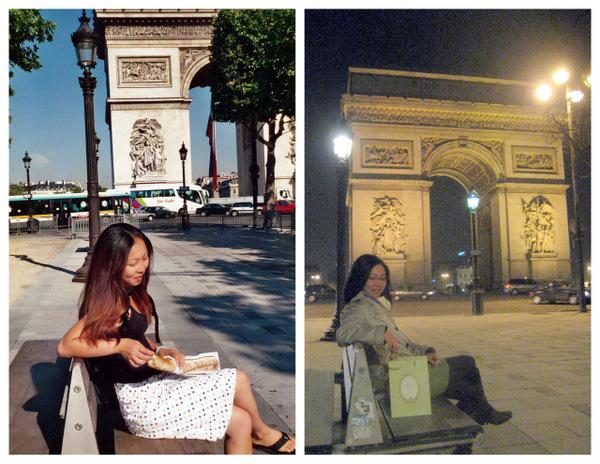 Parisian Honeymoon: His and Hers Style :  wedding honeymoon san diego 171 17