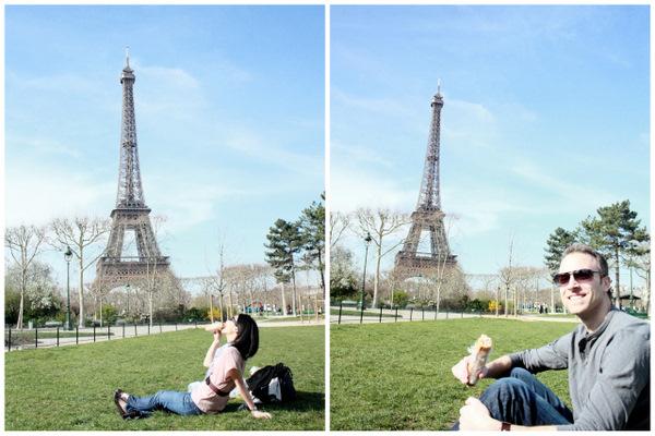 Parisian Honeymoon: His and Hers Style :  wedding honeymoon san diego 35 3