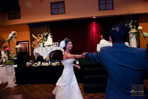 With this Wing: Dancin' with my Daddy  :  wedding pictures pro pics recap san diego Recepti015 Recepti015