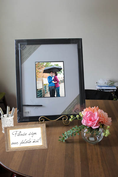 Please Sign on the Dotted Line :  wedding decor flowers guestbook pittsburgh Wiz2 wiz2