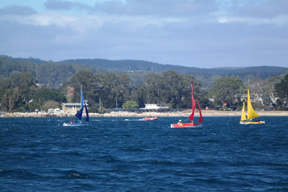 Winners Crowned At Wynyard Australian Hansa Class