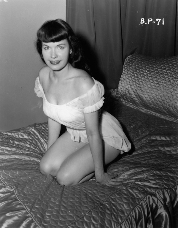 bettie page color # 26