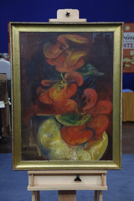 Zelda Fitzgerald Oil Painting Ca 1935 Antiques