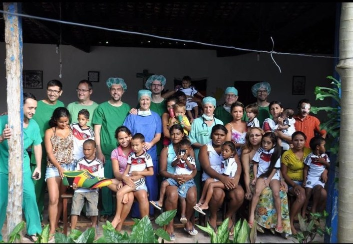 Ozil's has been able to help communities all over the world through his charity work