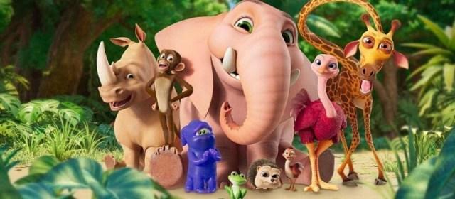 jungle beat netflix movie
