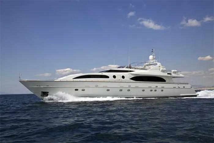 Yacht CELIA 1166 Falcon Motor Yacht