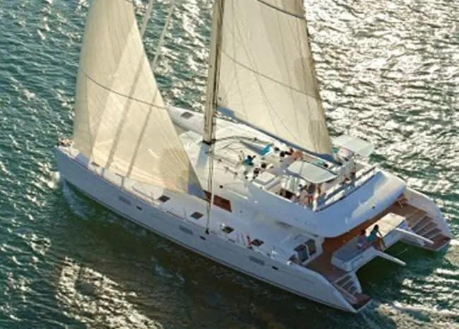 FOXY LADY Yacht 62 Lagoon Catamaran Worldwide Boat