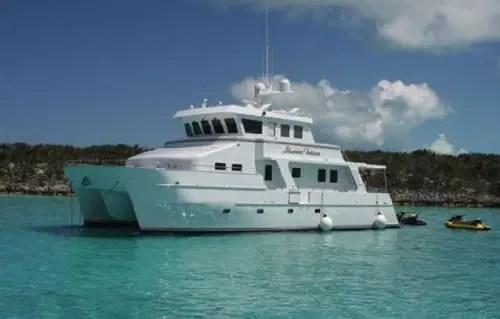 SLUMBER VENTURE Yacht 60 Custom Motor Yacht