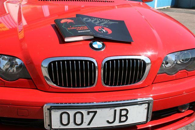 007 JB BMW 323 Ci Cabriolet (2000) Tillverkad 200007