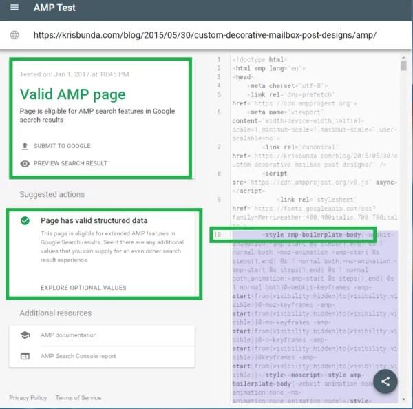AMP-fouten in WordPress oplossen, AMP-fouten in WordPress oplossen ?