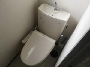 大阪市中央区トイレのつまり