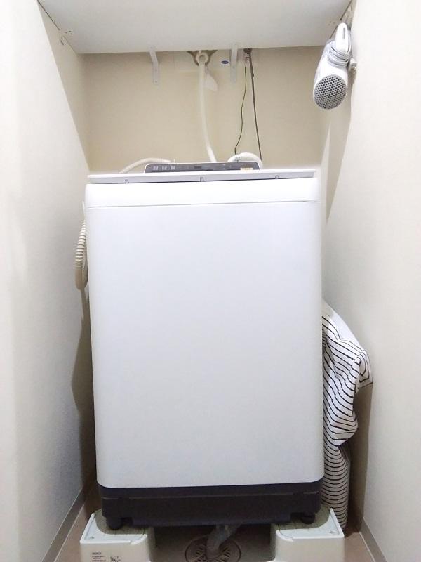 大阪府大阪市にて洗濯のつまり対応