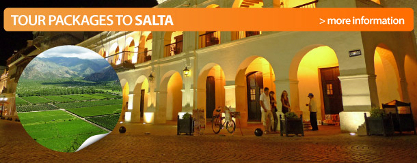 Tour Packages to Salta