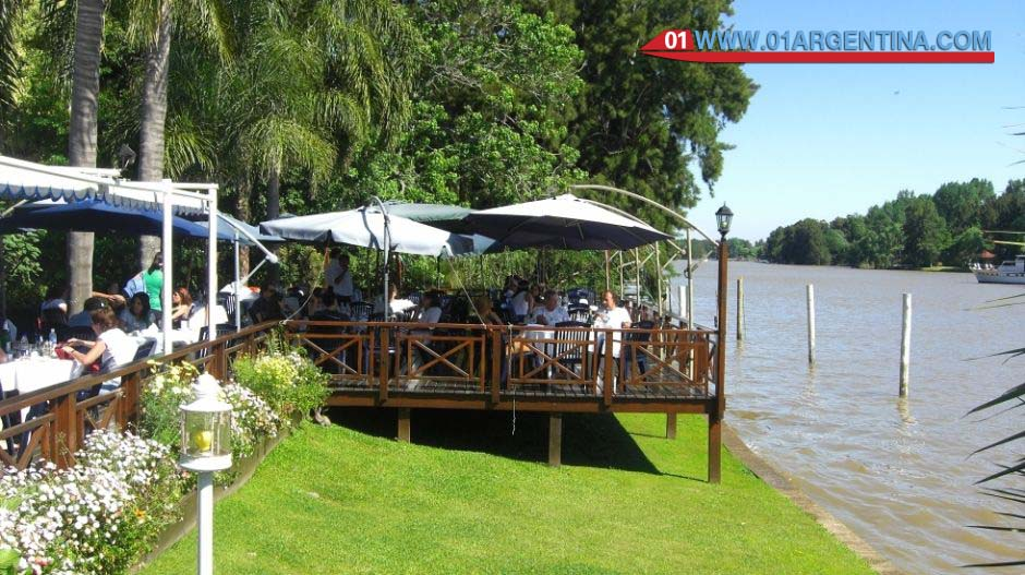 Top tour San Isidro and Tigre delta in Buenos Aires Argentina