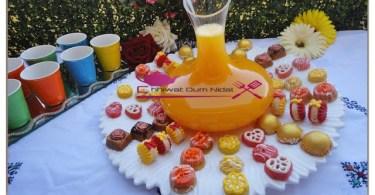 تعليم صنع و تزيين الحلويات بكل انواعها