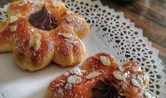 بريوش فطور العيد خفيف و بطريقة مختلفة
