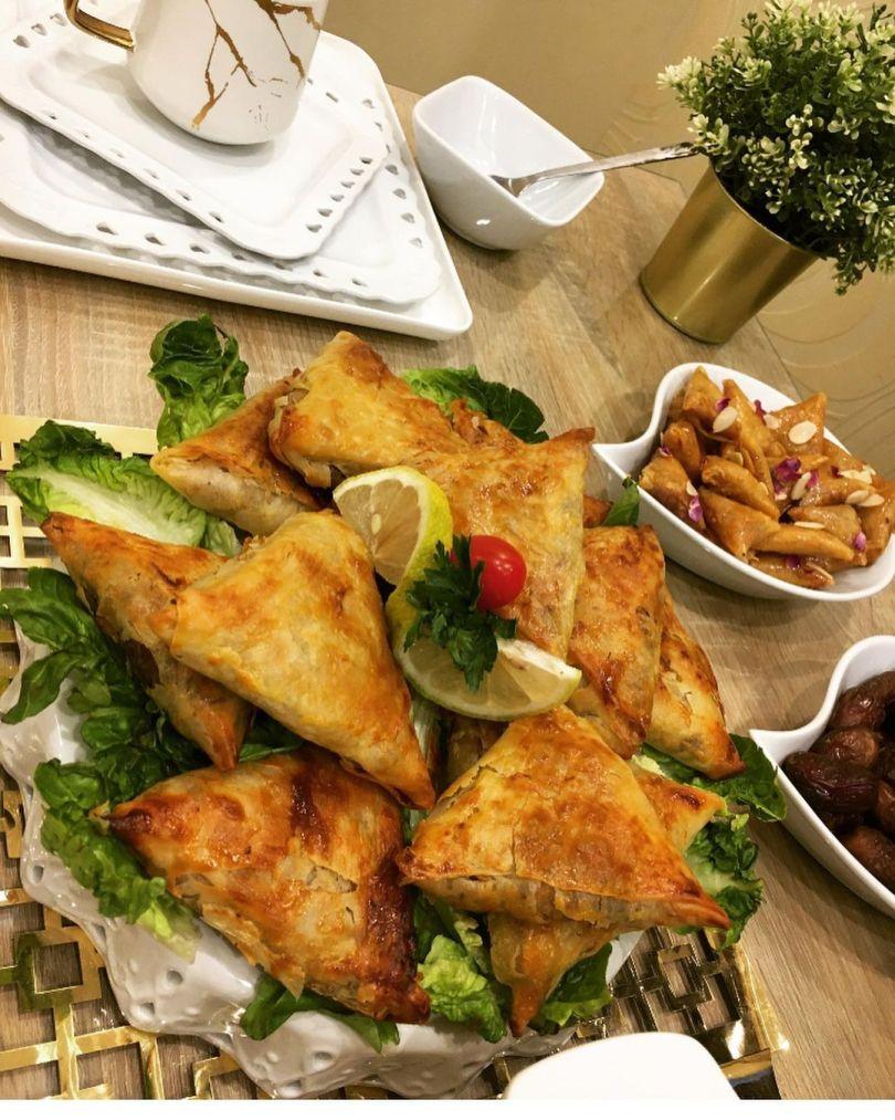 موائد رمضانية مغربية : شوربة بالخضر و الكفتة - الكيش