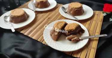 تحلية رمضانية سهلة