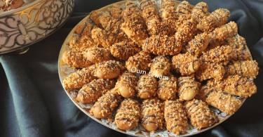 حلويات مغربية للعيد بالخطوات المصورة