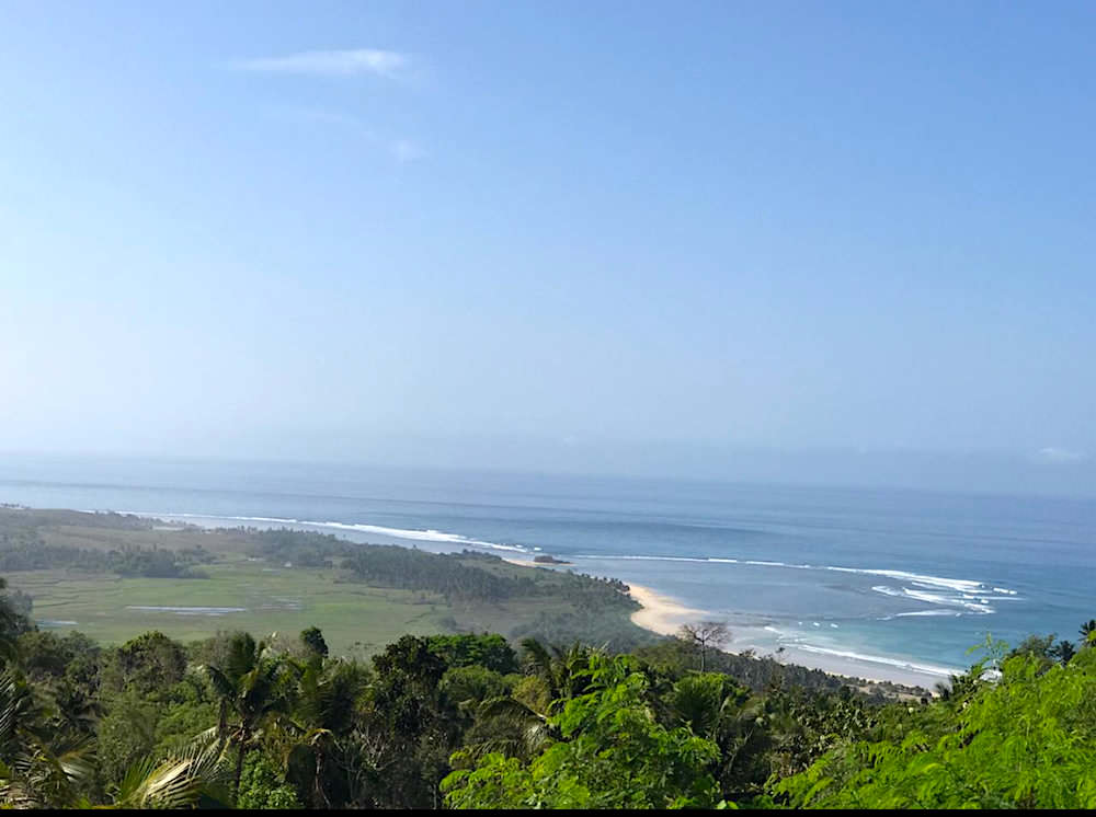 marosi hill land for sale in sumba investment