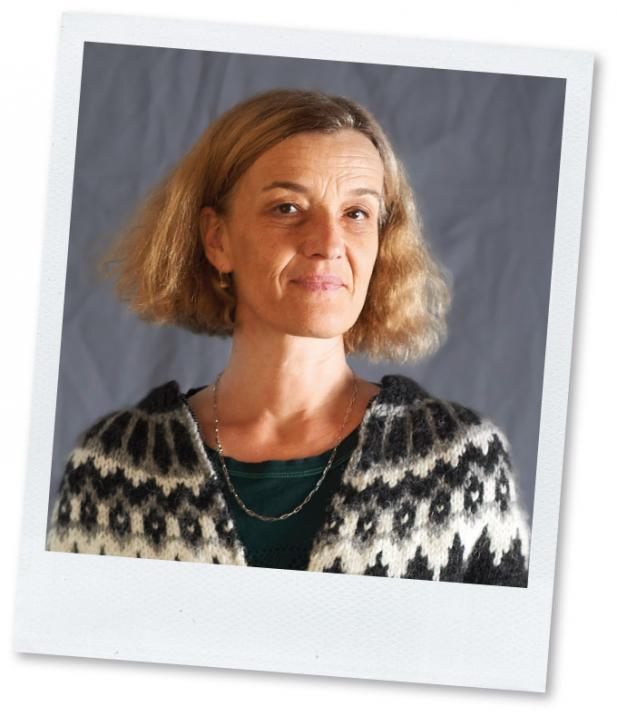Tanja Zimmermann – Die weibliche Leichtigkeit des Seins