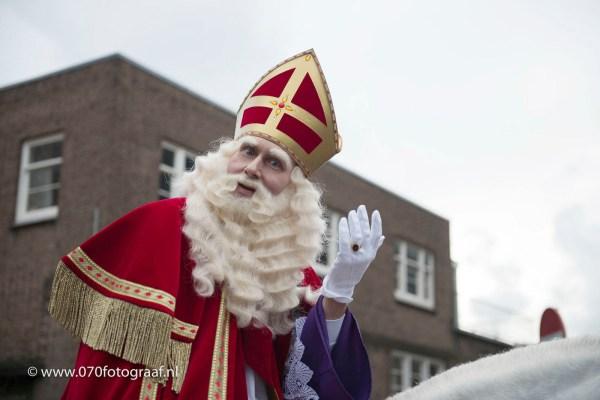 Sinterklaas in Benoordenhout