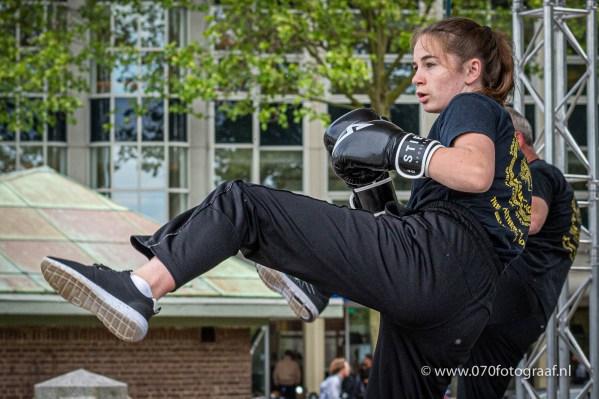 Sport op en om het Malieveld Den Haag