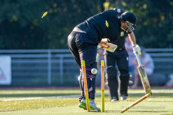 Cricket: HBS v Quick T20: Den Haag