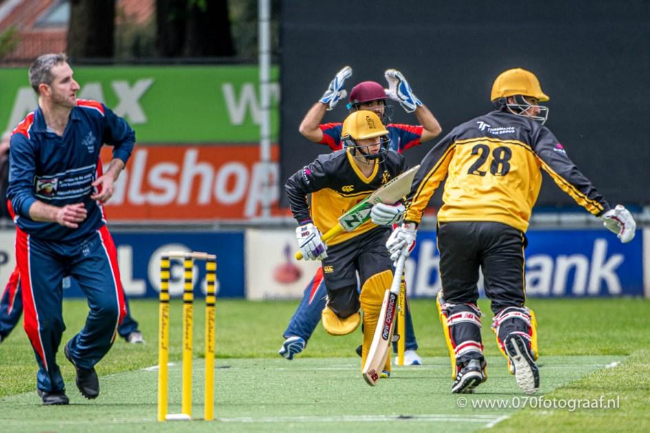 Cricket - Cricket HCC1 - VCC 1, Den Haag - 15-05-2021