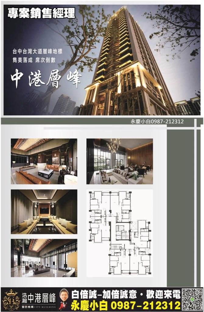 中港層峰50×66