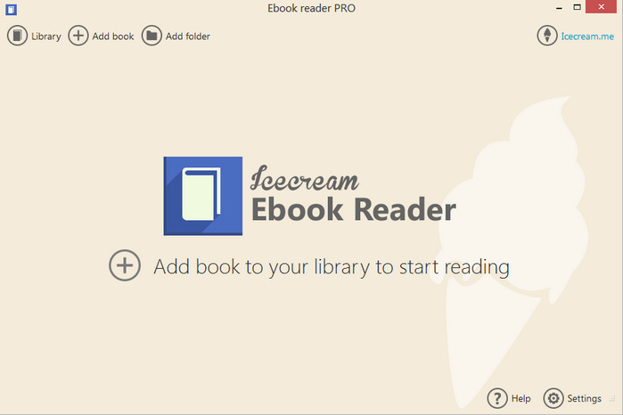 IceCream Ebook Reader PRO 2.12 Multilingual