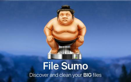 FileSumo 1.0 Mac OS X