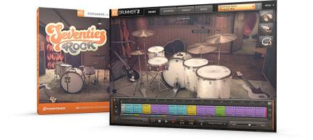 Toontrack EZX2 Seventies Rock v1.0.0 WiN OSX