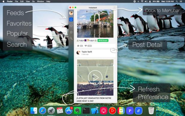 Direct Message for Instagram 4.0.1 Mac OS X