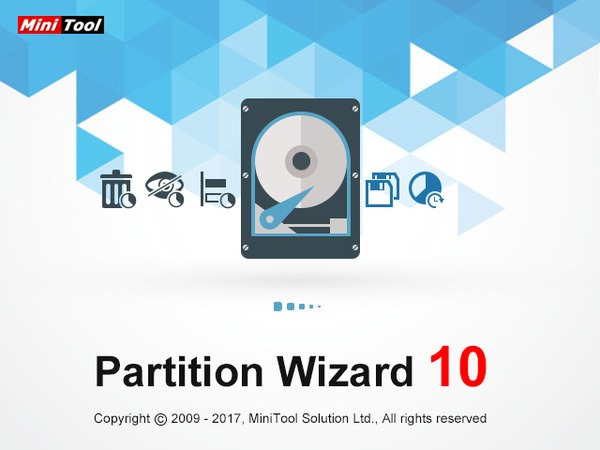 MiniTool Partition Wizard Professional Edition 10.0 BootCD