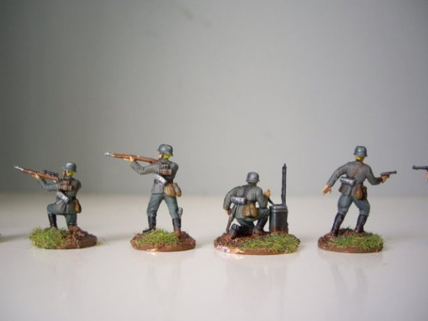ITALERI 6033 German Infantry