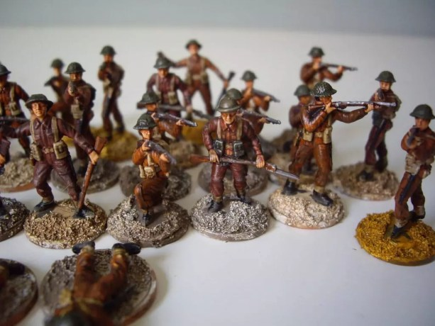 Italeri British Infantry [UPDATED]