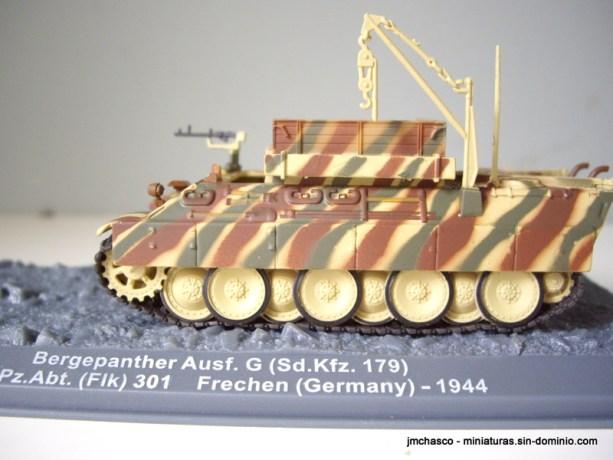 nº40 – Altaya BergePanther Ausf G
