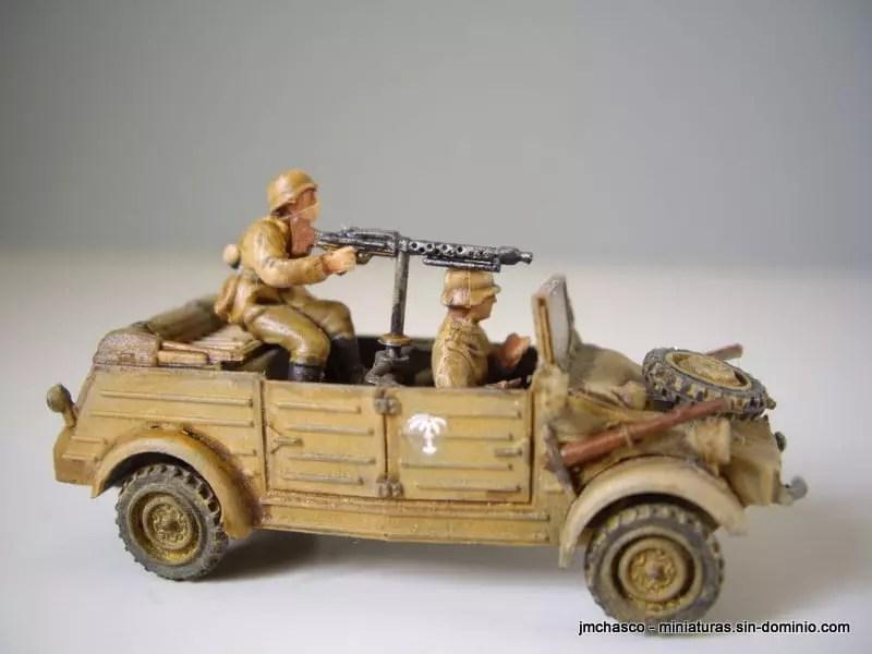 kubelwagen machine gun
